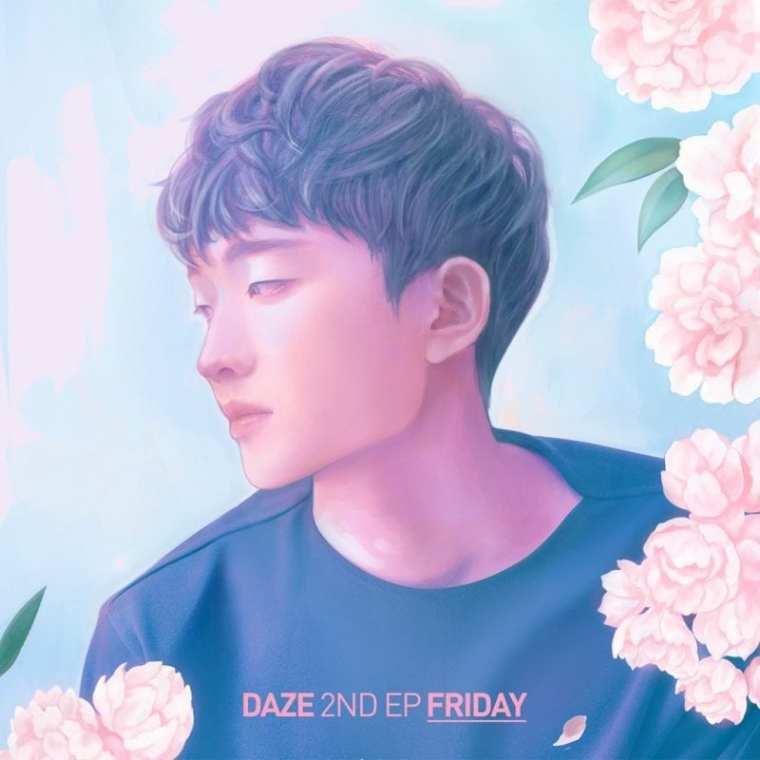 DAZE - Friday (album cover)