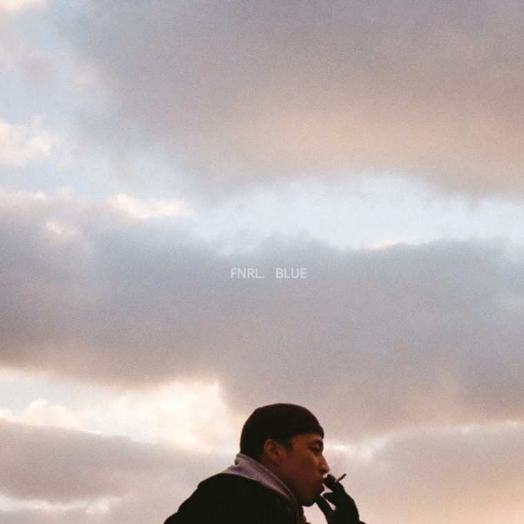 FNRL. - Blue (album cover)