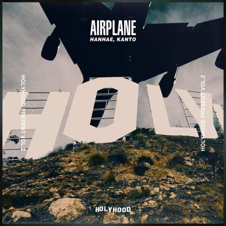 Hanhae, Kanto - AIRPLANE (album cover)
