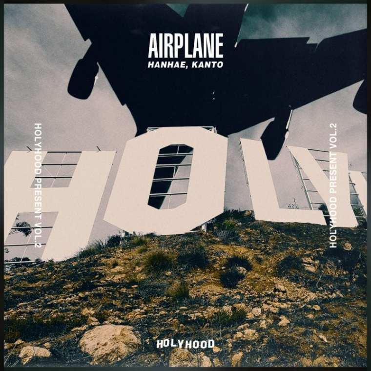 Hanhae, Kanto - AIRPLANE (album cover)