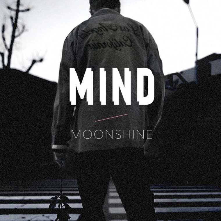 Moonshine - Out of MIND (album cover)