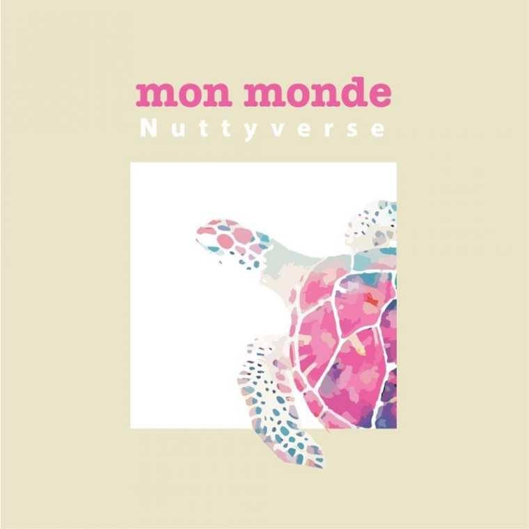 Nuttyverse - Mon Monde (album cover)