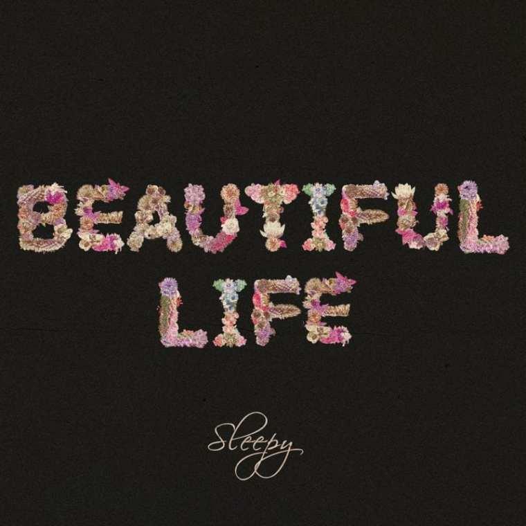 Sleepy - Beautiful Life (album cover)