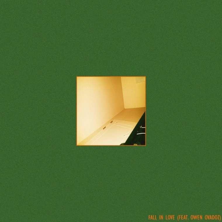 THAMA - Fall in Love (album cover)