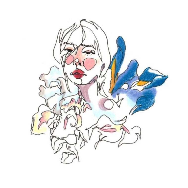 Dept - 생각나 (single cover)