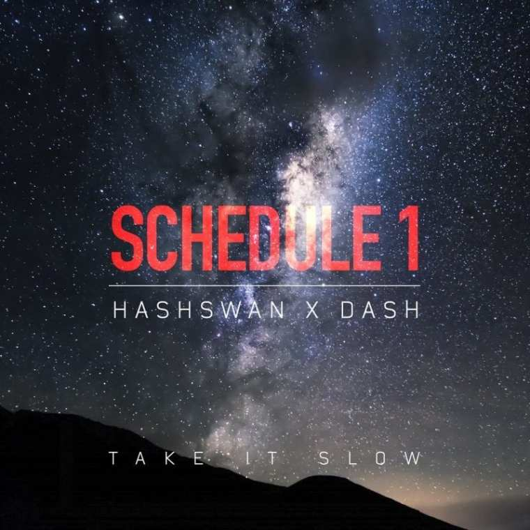 DJ Schedule 1 - Take It Slow (cover)