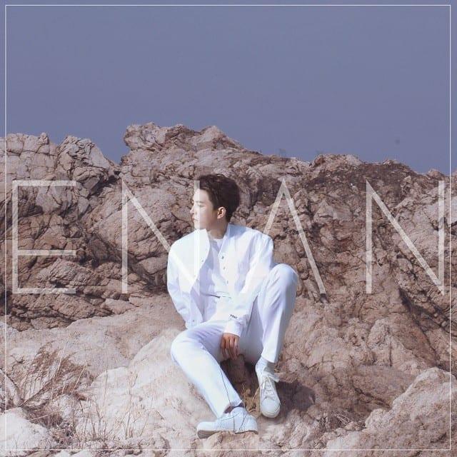 ENAN - OMD (album cover)