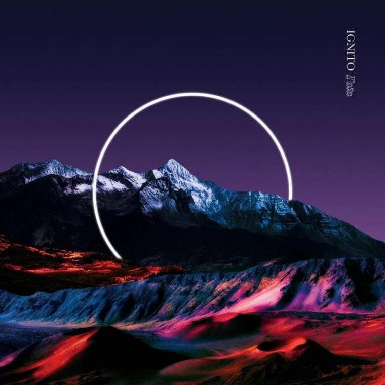 IGNITO - Gaia (album cover)
