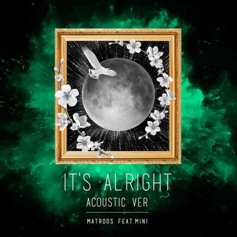 MATROOS - It's Alright Acoustic Version (cover)