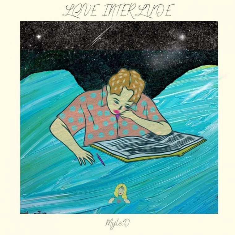 Myle.D - Love Interlude (album cover)