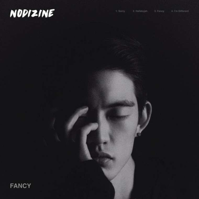 NODIZINE - Fancy (album cover)