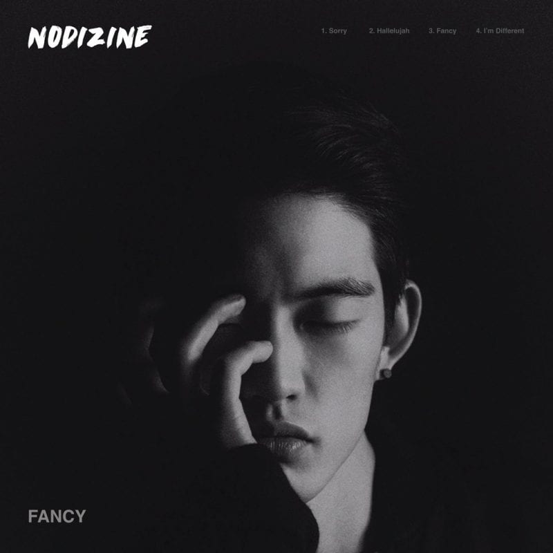NODIZINE - Fancy (album cover)