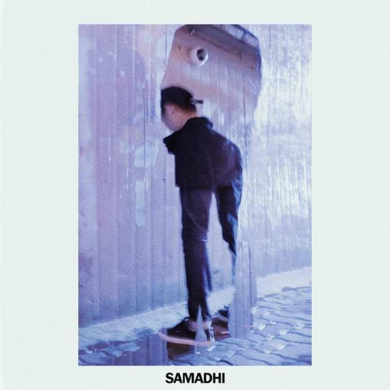 Sama-D - SAMADhi (album cover)