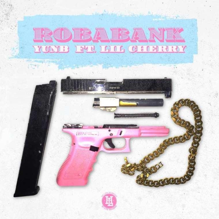 YunB - Robabank (single cover)