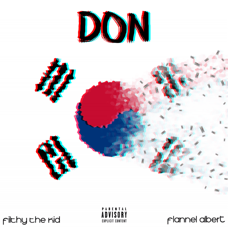 FILTHY the Kid - DON (cover art)