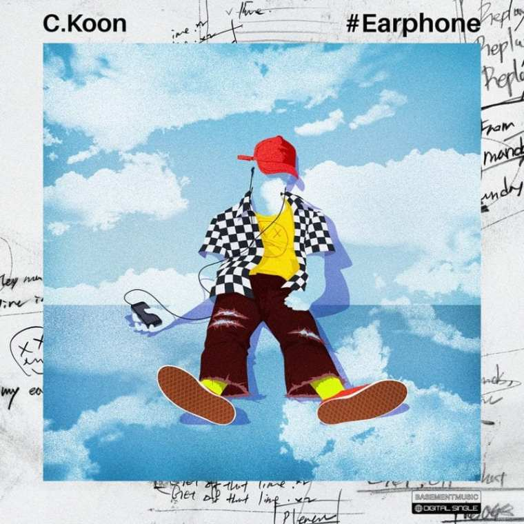C.Koon - Earphone (cover art)