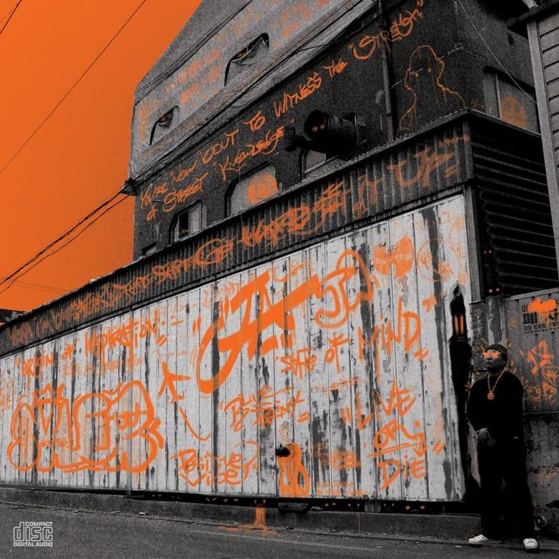 JA X Syler - JA State of Mind (album cover)