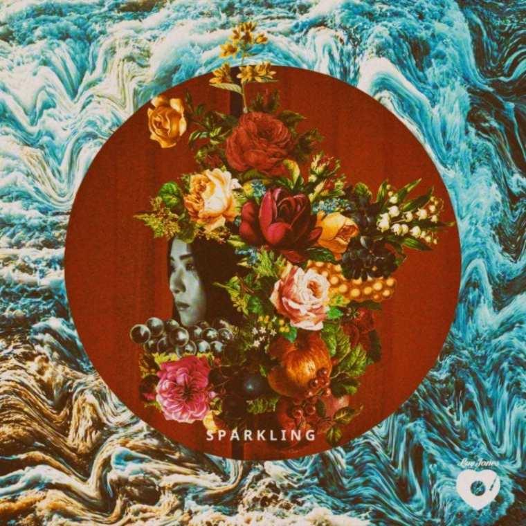 SUMIN - Sparkling (album cover)