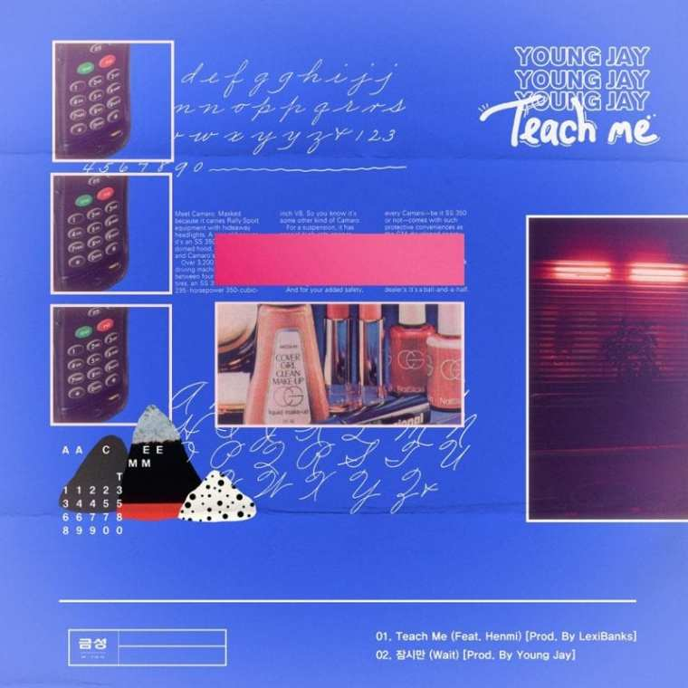 Young Jay - Teach Me (cover art)