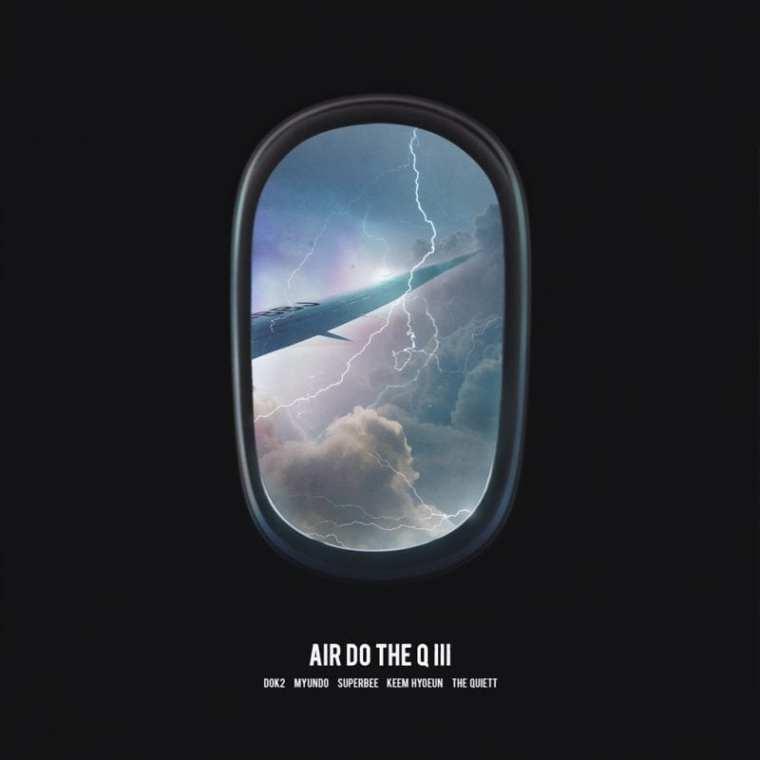 Air Do The Q 3 (cover art)