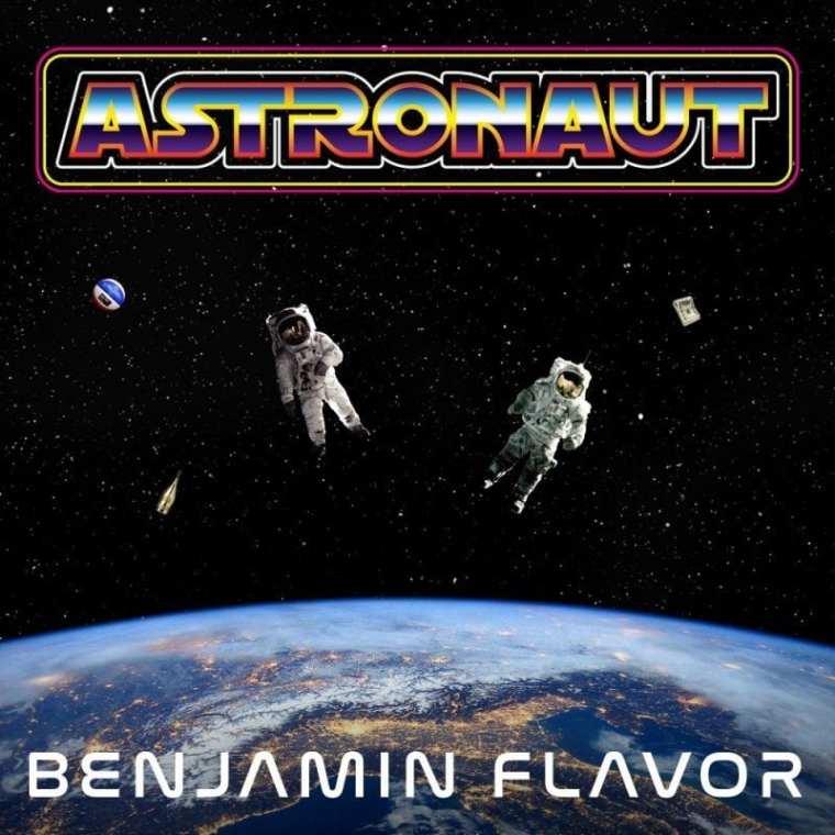 BENJAMIN FLAVOR - Astronaut (cover art)