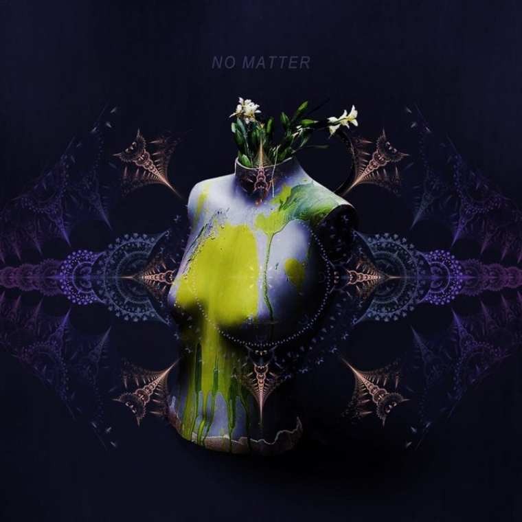 Marvin - NO MATTER (cover art)
