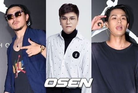 YDG, Shin Yong Jae, Sik-K