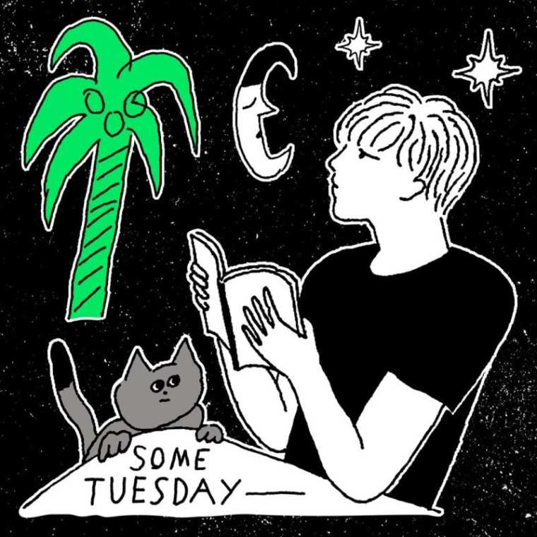 Deletis - Some Tuesday (cover art)