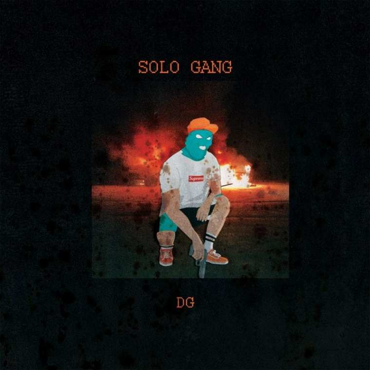 DG - Solo Gang (cover art)