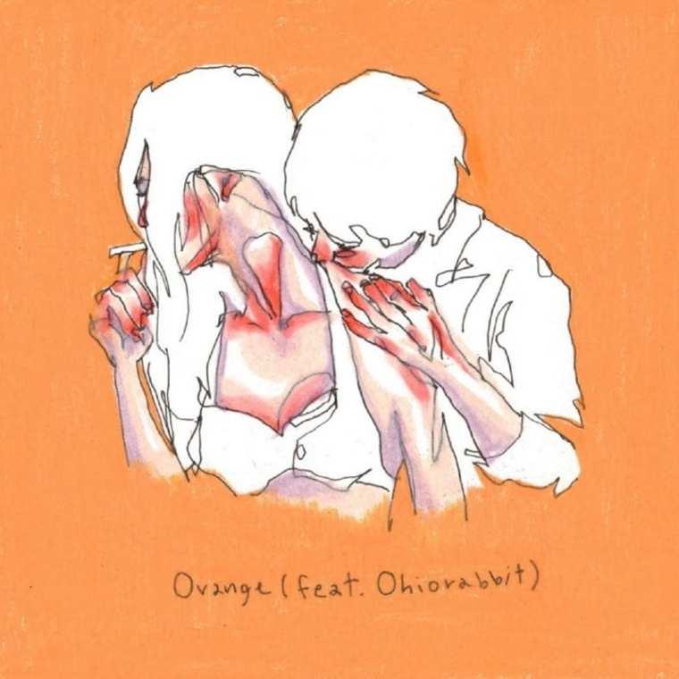 FATHERSDREAM - Orange (cover art)