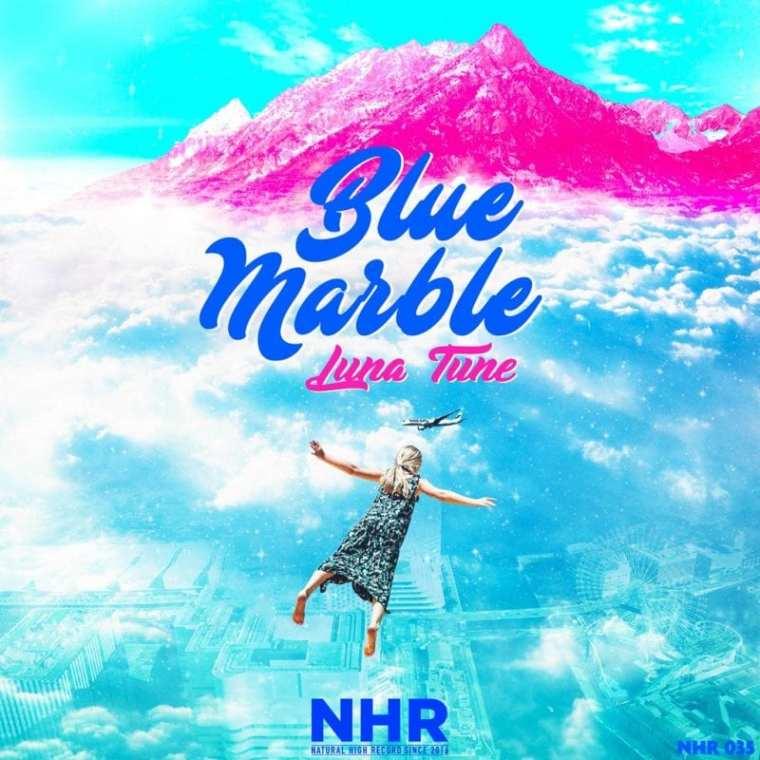 Luna Tune - Blue Marble (cover art)