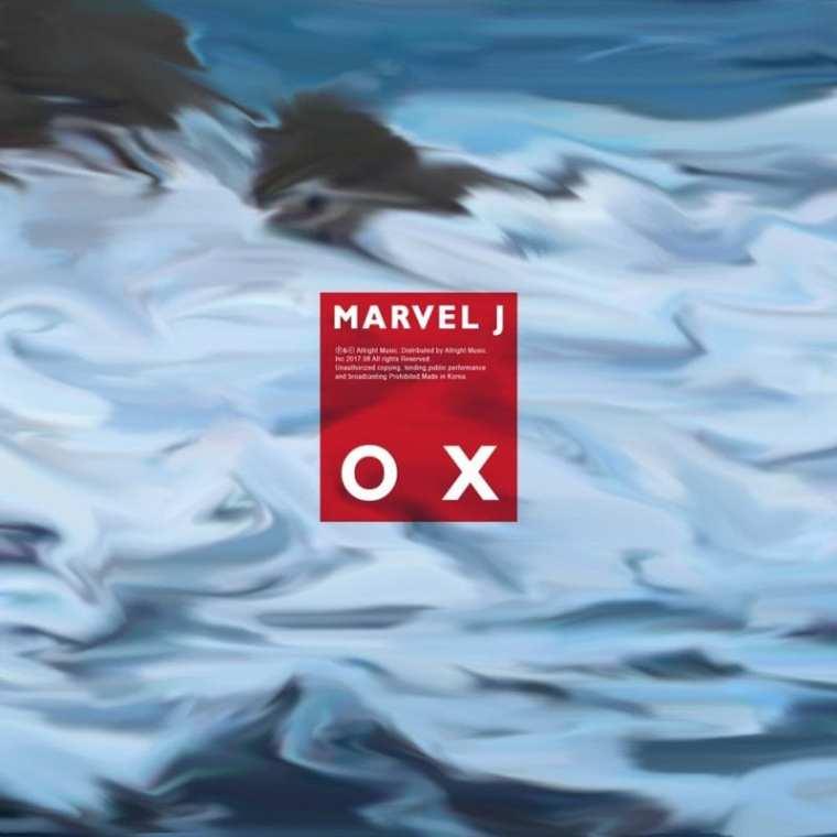 Marvel.J - O X (cover art)