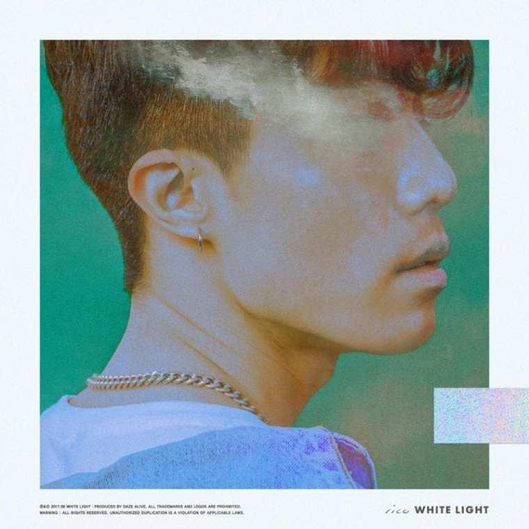 RICO - White Light (album cover)