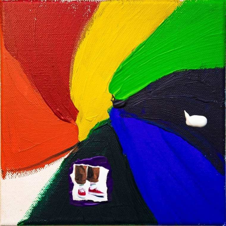 Scid - BlueYellowUniVerse (album cover)