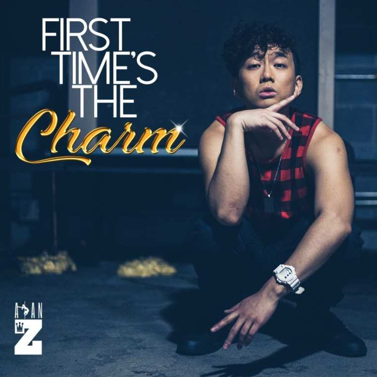 Alan Z - First Time's The Charm (album cover)