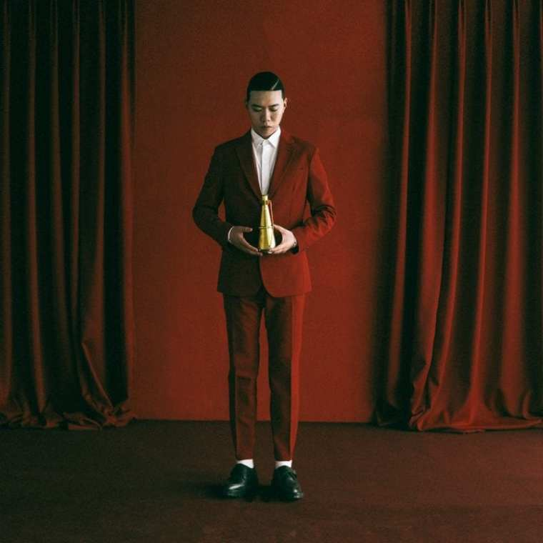 BewhY - The Blind Star 0.5 (album cover)