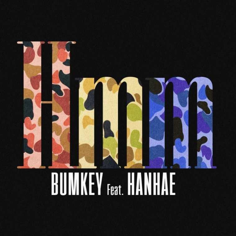 Bumkey - Hmm (cover art)