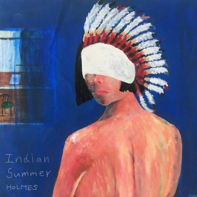 Holmes Crew - INDIAN SUMMER (album cover)