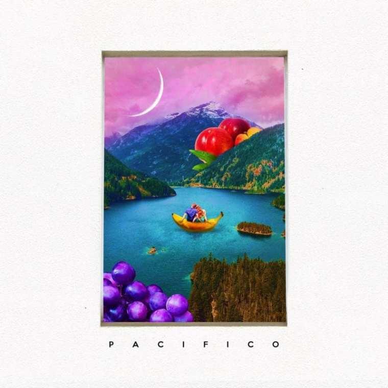 MUZIN - PACIFICO (album cover)