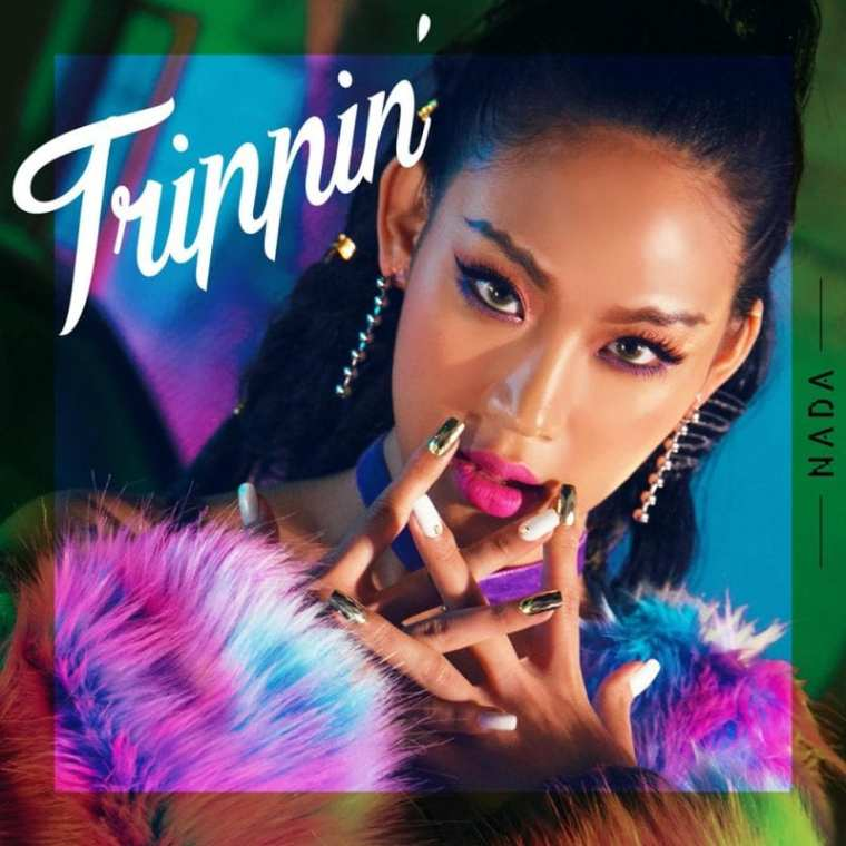 NADA - Trippin' (cover art)