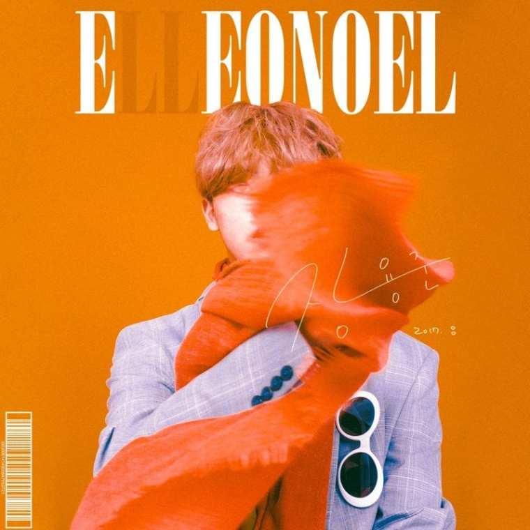 NO:EL - ELLEONOEL (album cover)
