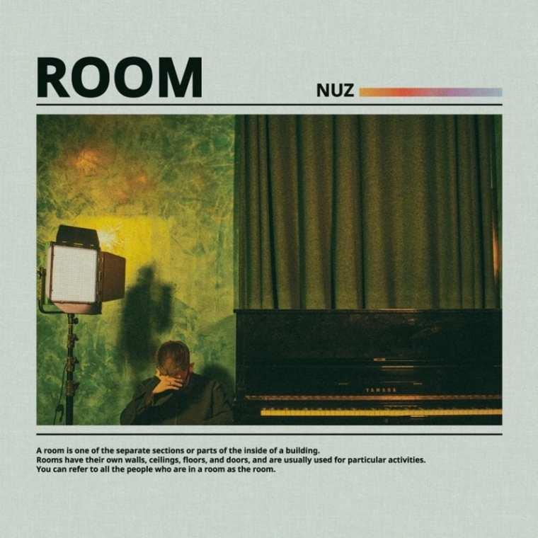 NUZ - ROOM (album cover)