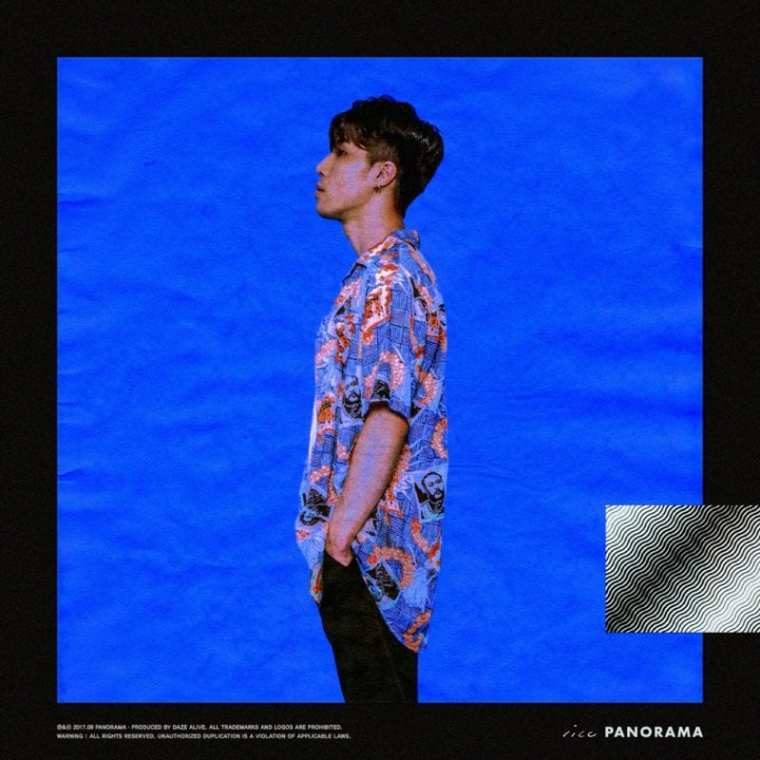 RICO - Panorama (album cover)