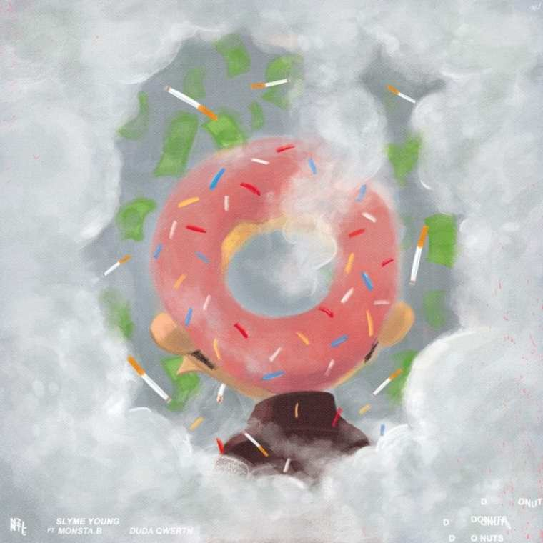 Slyme Young - DONUTS (cover art)