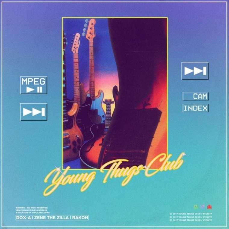 Young Thugs Club - 지겨워 (cover art)