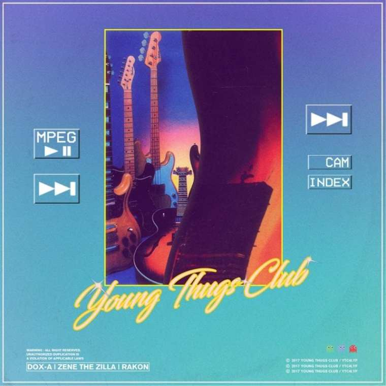 Young Thugs Club - 지겨워 (cover art)