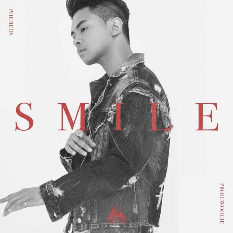 Phe Reds - Smile (cover art)