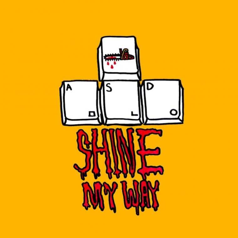 Hwaji - Shine My Way (cover art)