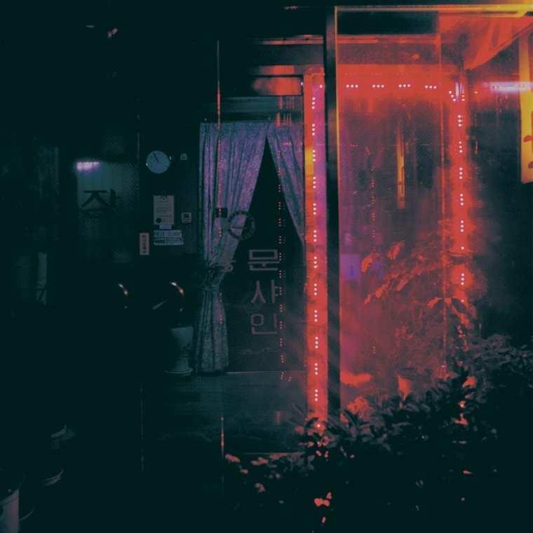 Kim Ximya x D.Sanders - Moonshine (cover art)