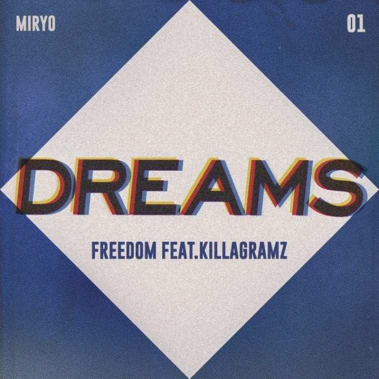 Miryo - DREAMS (cover art)